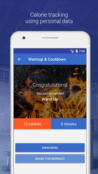 Warm Up & Cool Down by Fitify screenshot 3