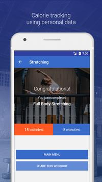 Stretching & Flexibility Routines by Fitify apk imagem de tela