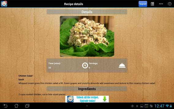 Low Carb Diet Free screenshot 5