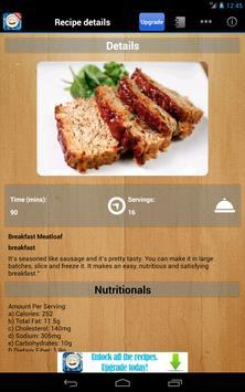 Low Carb Diet Free screenshot 8