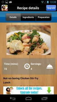 Paleo Diet Free screenshot 2