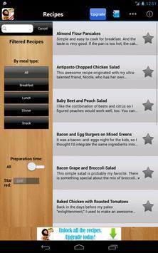 Paleo Diet Free screenshot 7