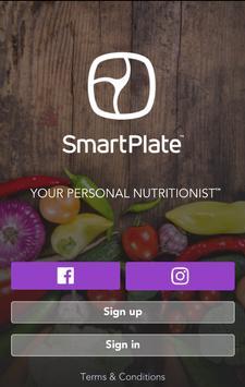 SmartPlate screenshot 1
