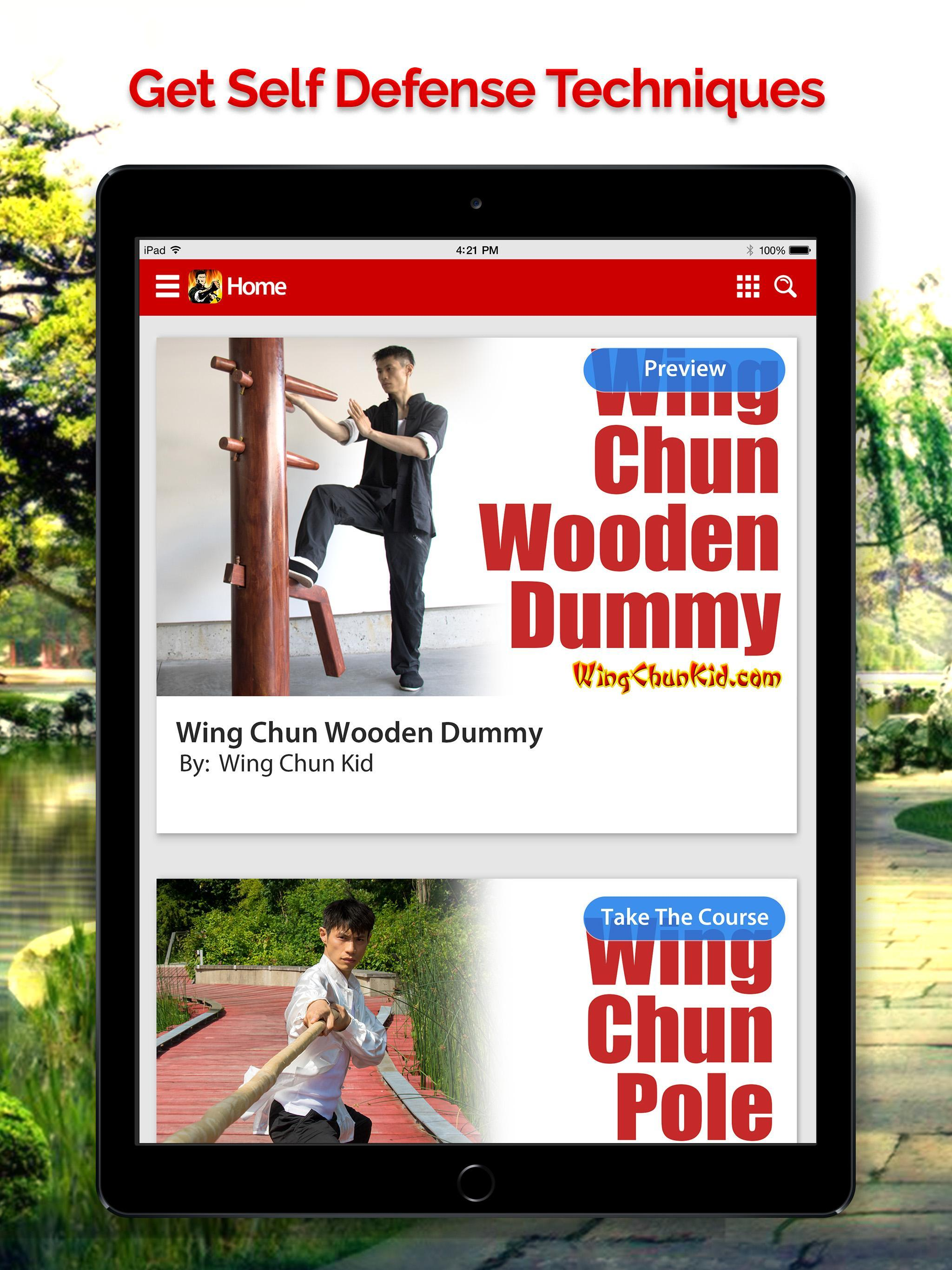 Wing Chun Training Jeet Kune Do Learn Self Defense for