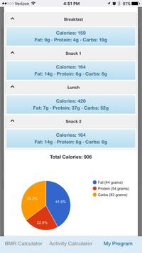 FitPlan screenshot 2