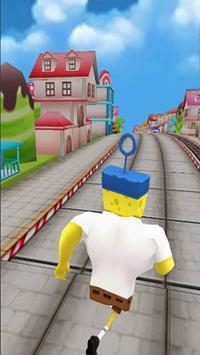 Subway Spongebob Run Advenger screenshot 6