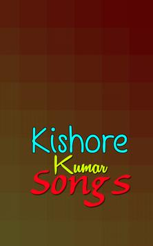 Kishore Kumar Songs screenshot 1