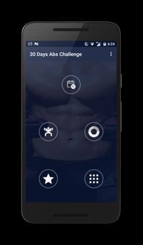 30 Days Abs Challenge screenshot 5