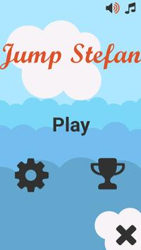 Jump Stefan poster