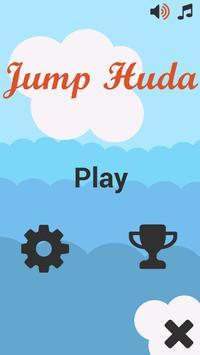 Jump Huda poster