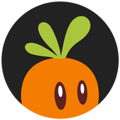 Carrot – Chatrooms on reddit icon