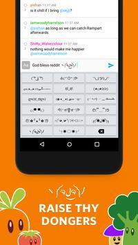 Carrot – Chatrooms on reddit screenshot 2