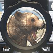 Wild Bear Sniper Hunter 2016 icon