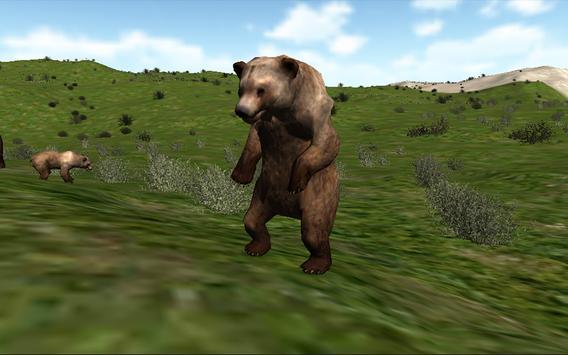 Wild Bear Sniper Hunter 2016 screenshot 17