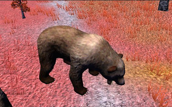 Wild Bear Sniper Hunter 2016 screenshot 1
