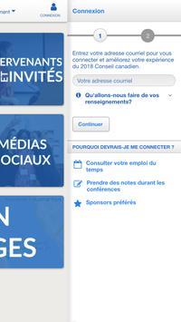 Conseil 2018 screenshot 1