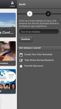 Official MBWC Event App apk screenshot