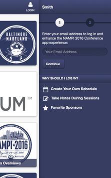 NAMPI 2016 apk screenshot