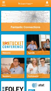Nantucket Conference 2015 poster
