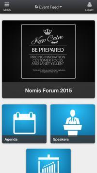 Nomis Forum poster