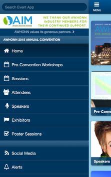 AWHONN 2015 apk screenshot