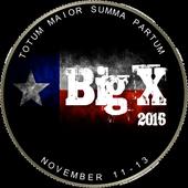 BIGX2016 icon