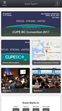 CUPEBC2017 poster