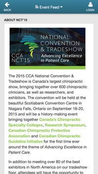 CCA NCT 2015 screenshot 4