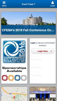 CFESA Fall apk screenshot