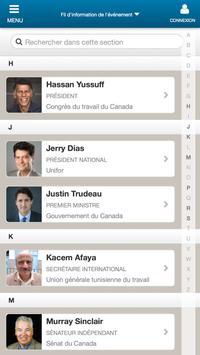 Congrès 2016 screenshot 4