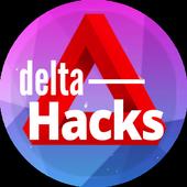 deltaHacks icon