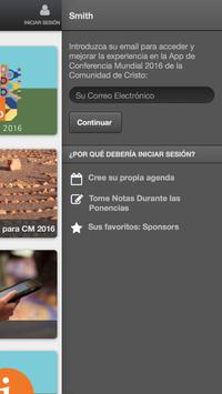 ConfMund2016 apk screenshot