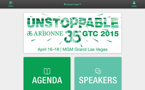 GTC 2015 apk screenshot