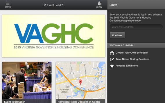 VAGHC 2015 apk screenshot