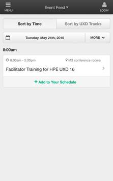 HPE UXD 16 apk screenshot