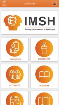 IMSH 2017 apk screenshot