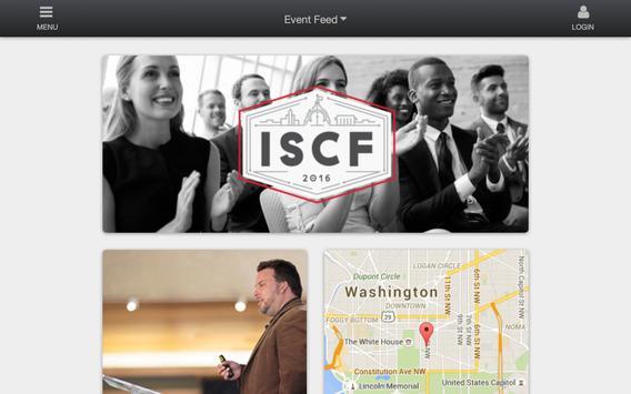 QTS ISCF 16 apk screenshot