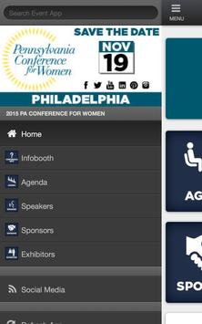 PAConfWomen apk screenshot