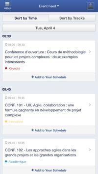 PMI-Montréal Symposium screenshot 2