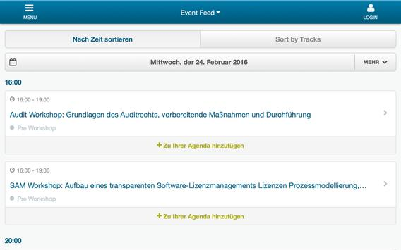 SAMS 2016 apk screenshot