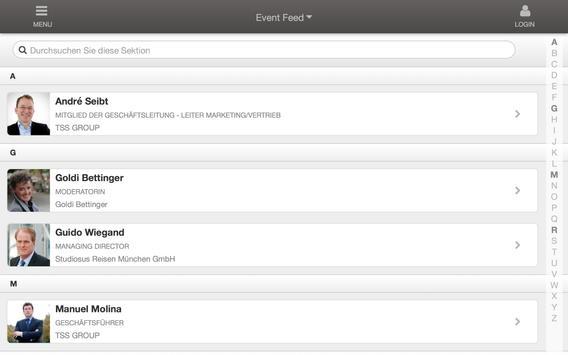 TSS GROUP 16 apk screenshot