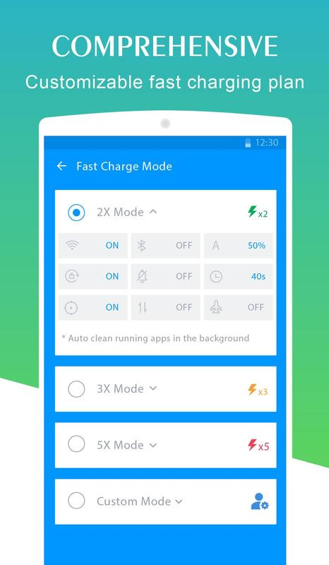 Android 用の Fast Charger 5X APK をダウンロード