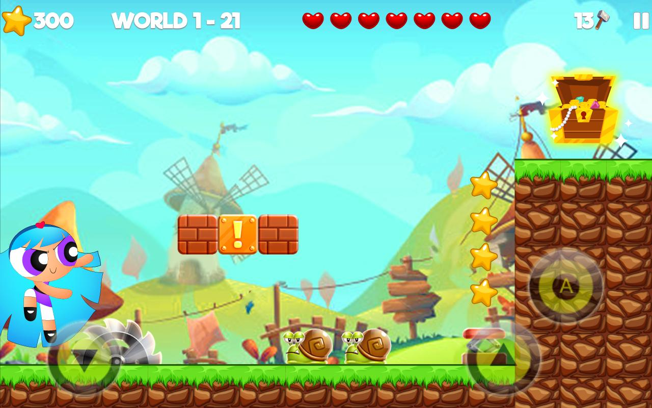 adventure of bliss in the puff world for Android - APK Download