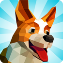 Super Puppy Dog Snack Time icon