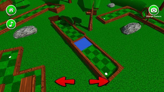 Mini Golf 3D Classic 2 screenshot 3
