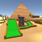 Mini Golf 3D: Great Pyramids icon