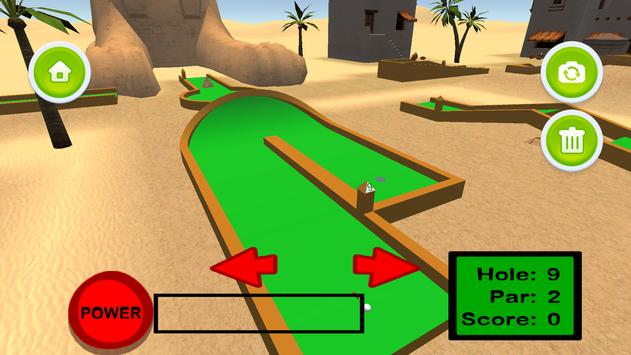Mini Golf 3D: Great Pyramids apk screenshot