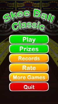 Skee Ball Classic poster