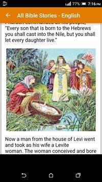 All Bible Stories in English - Full Version - Free screenshot 14