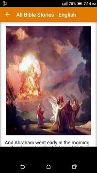 All Bible Stories in English - Full Version - Free screenshot 19